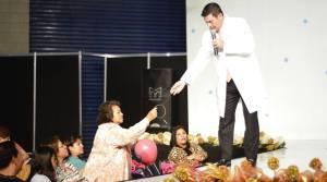 Conferencia del Dr. Fernando Molina Galeana en Expo Mujer